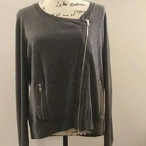 Victoria Secret Zipper Sweater